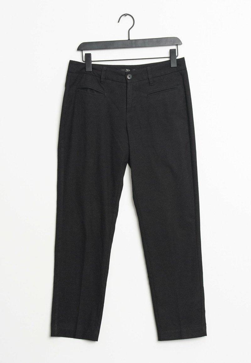 MAC Jeans - Trousers - black