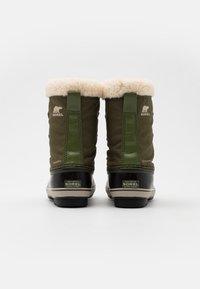 Sorel - YOOT PAC - Winter boots - hiker green - 2