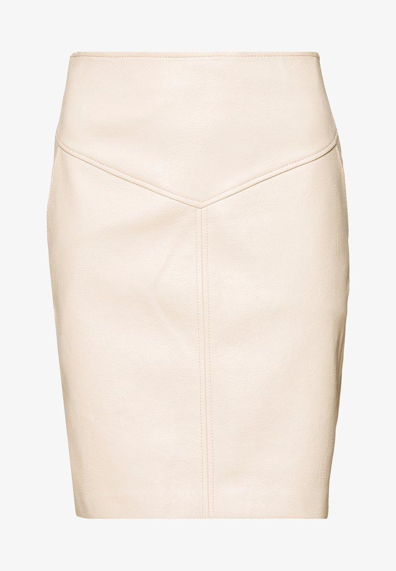 Pepe Jeans - PEPA - A-line skirt - natural