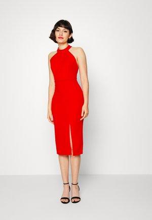 BERNADETTE DRESS - Cocktail dress / Party dress - red