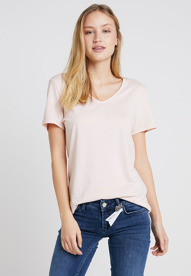 NAIA - Basic T-shirt - sunshine rose