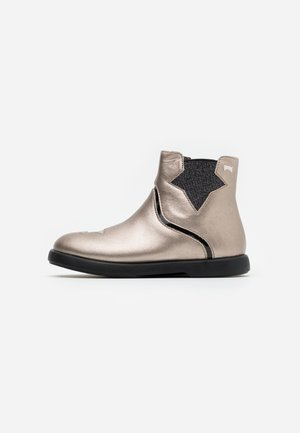 KIDS - Classic ankle boots - light beige