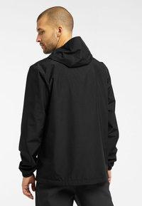 Haglöfs - BETULA GTX JACKET - Hardshell jacket - true black - 1