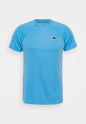 INFERNO TEE - T-shirt con stampa - blue