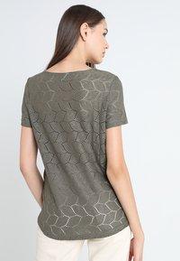 JDY - JDYTAG  - Print T-shirt - kalamata - 2