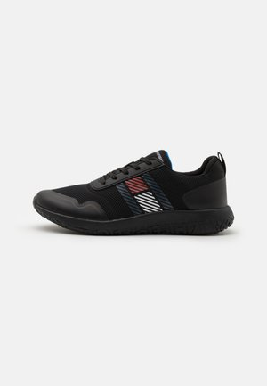 LIGHTWEIGHT RUNNER FLAG MIX - Trainers - black