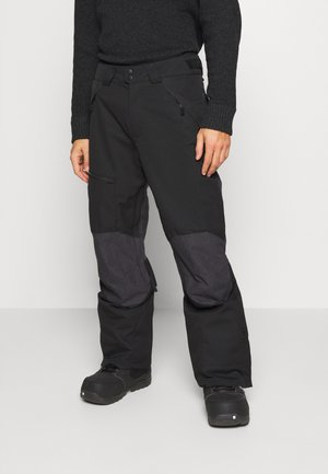 Pantaloni da neve - black out