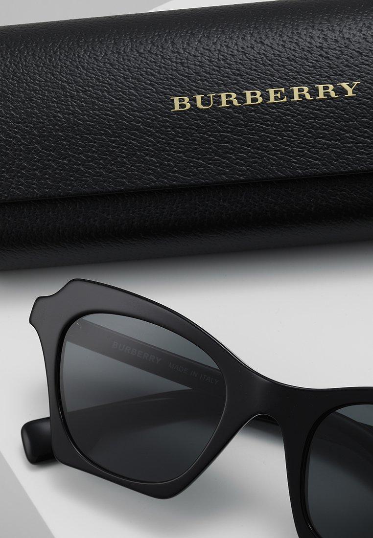 Burberry Solbriller - black/svart gwan85ZUoNC5iBc