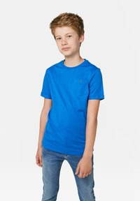 WE Fashion - WE FASHION JONGENS T-SHIRT - T-shirt basic - blue - 1