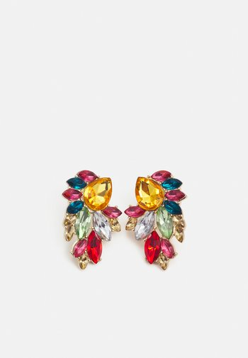 PCMARIE EARRINGS - Earrings - gold-coloured
