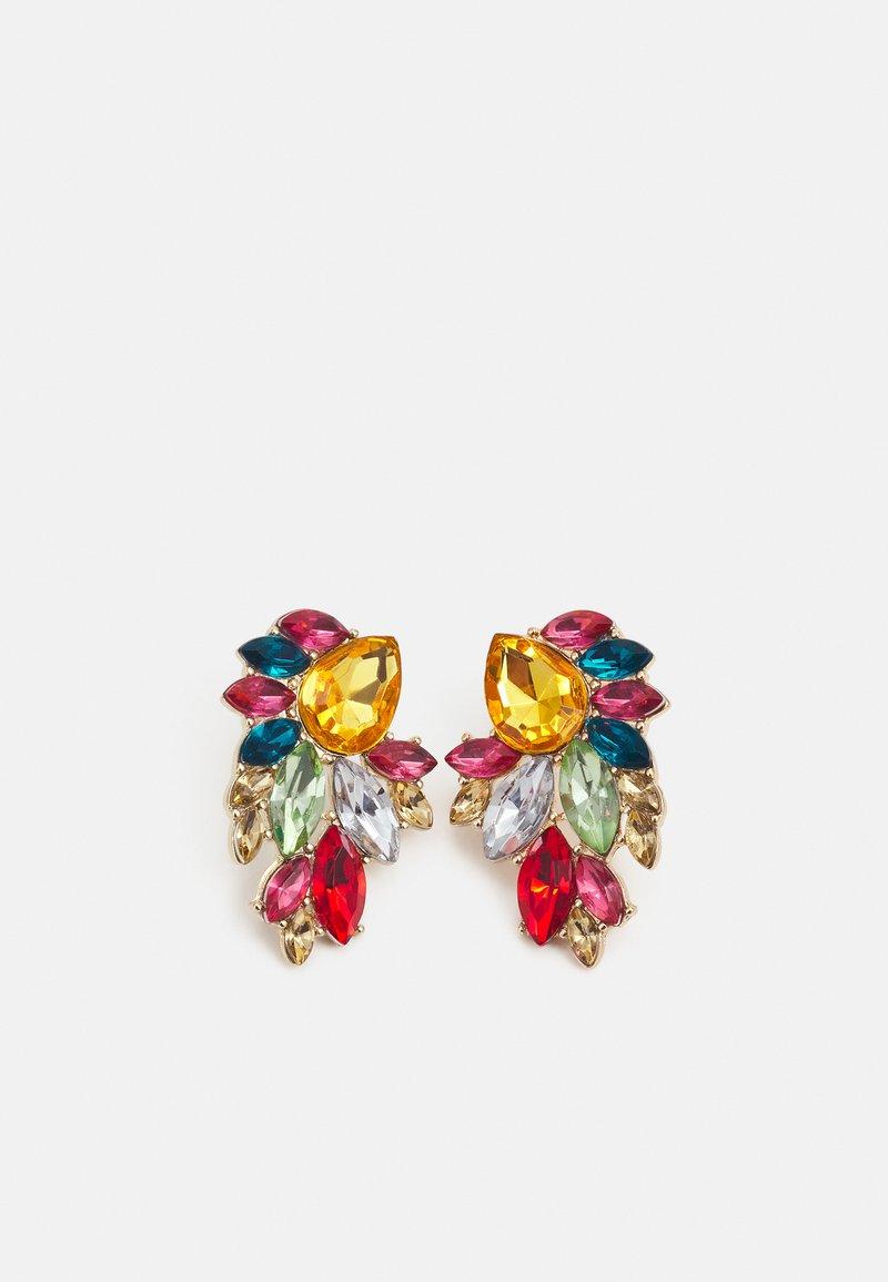 Pieces - PCMARIE EARRINGS - Øredobber - gold-coloured