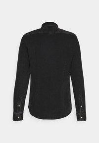Calvin Klein Jeans - SLIM FOUNDATION  - Skjorta - black - 1