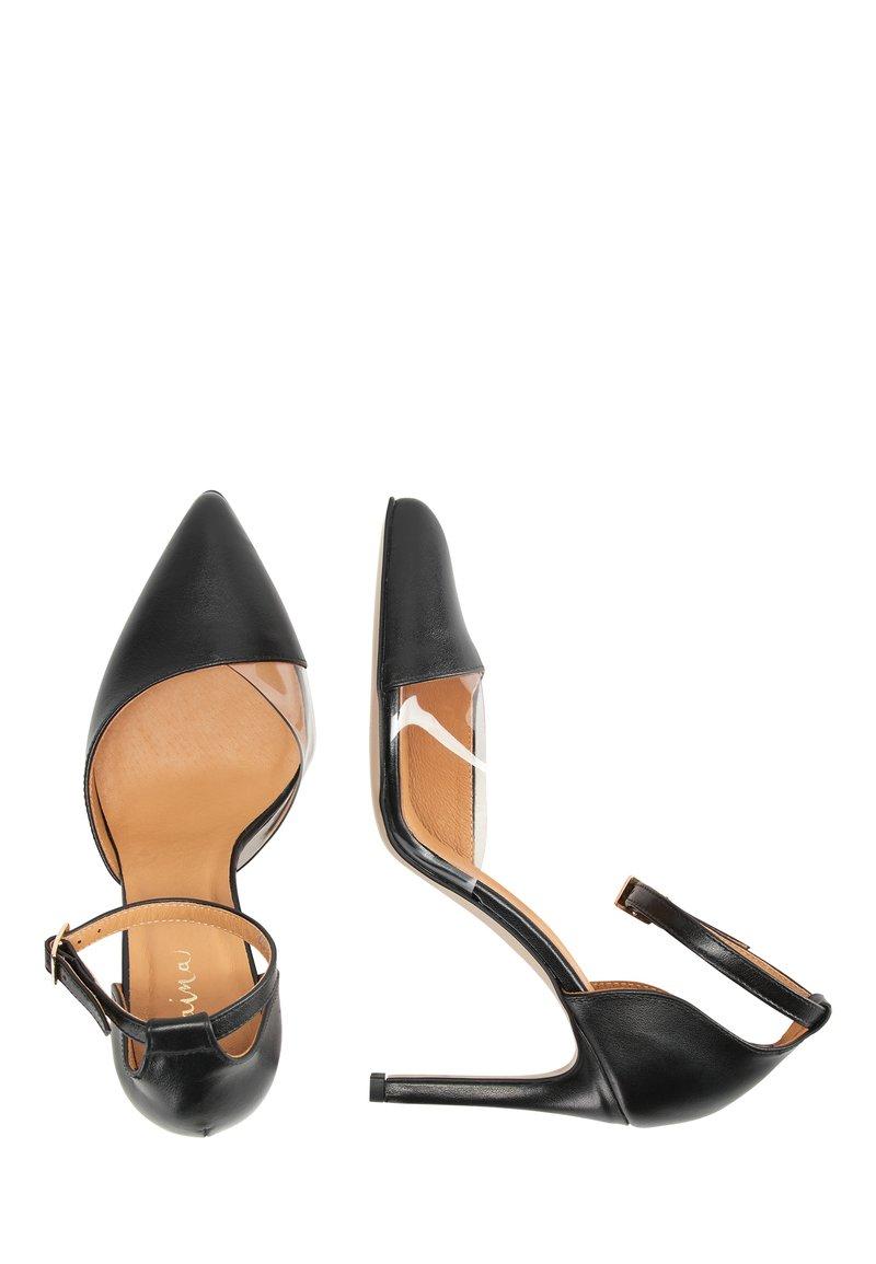 faina - High heels - schwarz