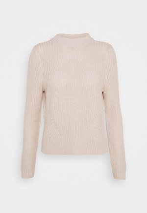 ONLLEELA LIFE - Pullover - pumice stone