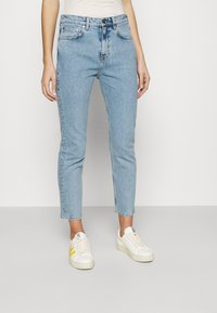 ARKET - CROPPED OFFICE WASH - Jeans Skinny Fit - office wash - 0