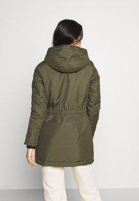 ONLY - ONLIRIS  - Winter coat - grape leaf - 3