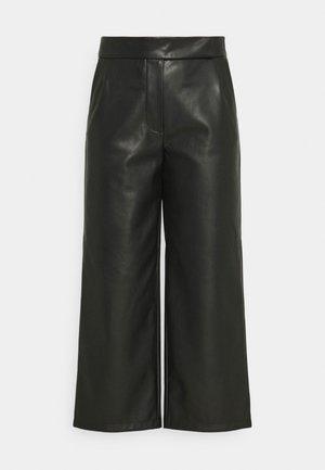 VIVIEN - Kalhoty - black