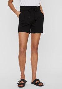 Vero Moda - VMEVA  - Shorts - black - 0