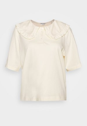 MAGNHILD TEE - T-shirts med print - solid yellow