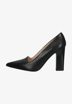 High heels - schwarz lors
