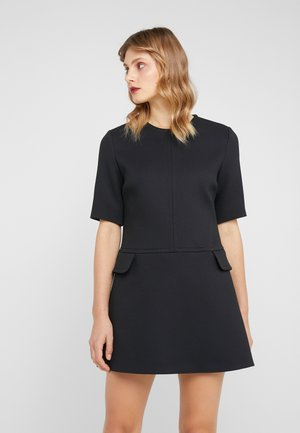 JEANNA - Day dress - black