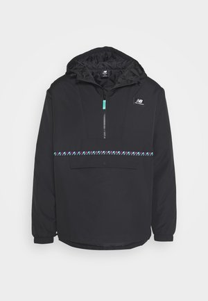 ATHLETICS TERRAIN ANORAK - Wiatrówka - black
