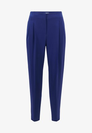 TAPIA - Pantalon classique - dark purple