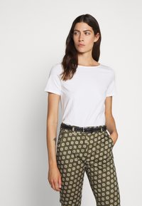 WEEKEND MaxMara - MULTIC - Basic T-shirt - weiss - 0