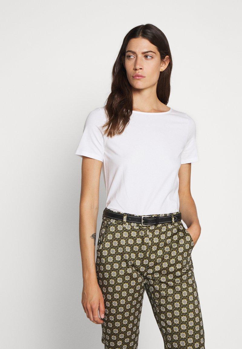 WEEKEND MaxMara - MULTIC - Basic T-shirt - weiss