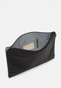 Moleskine - CLASSIC CLUTCH MEDIUM UNISEX - Portfölj / Datorväska - black - 2