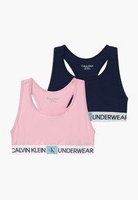 Calvin Klein Underwear - 2 PACK - Korzet - pink - 0