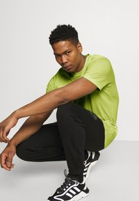 adidas Originals - ESSENTIAL TEE - T-shirt - bas - yellow tint - 3
