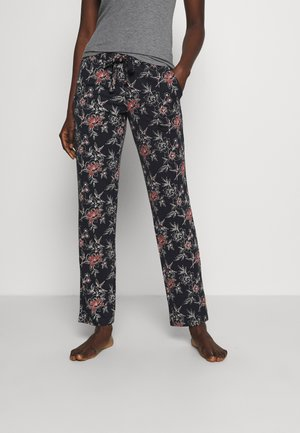 PANTS - Pyjamahousut/-shortsit - anthrazit