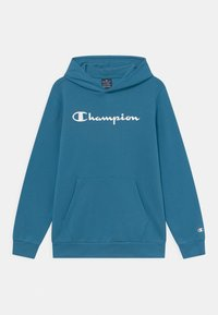 Champion - AMERICAN CLASSICS HOODED UNISEX - Sweatshirt - blue - 0
