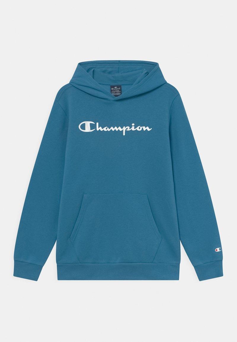 Champion - AMERICAN CLASSICS HOODED UNISEX - Sweatshirt - blue