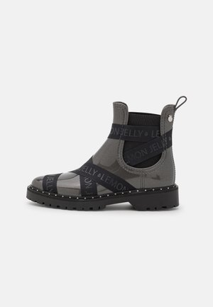 FRANKIE - Botas de agua - metal grey
