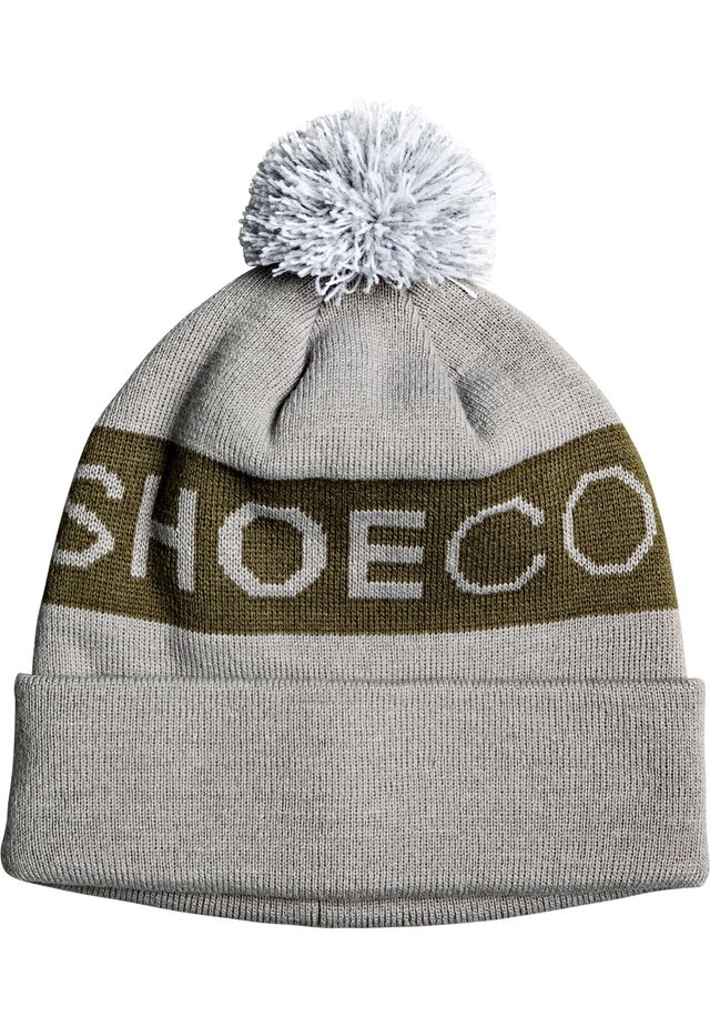 Beanie - neutral gray