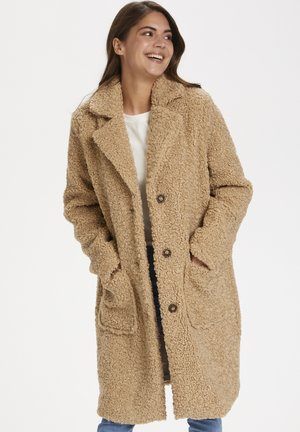 BALMA COAT - Winter coat - beige