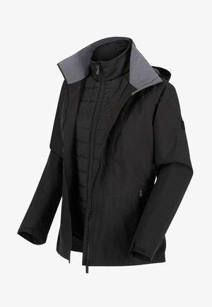 Waterproof jacket - ash(ash)