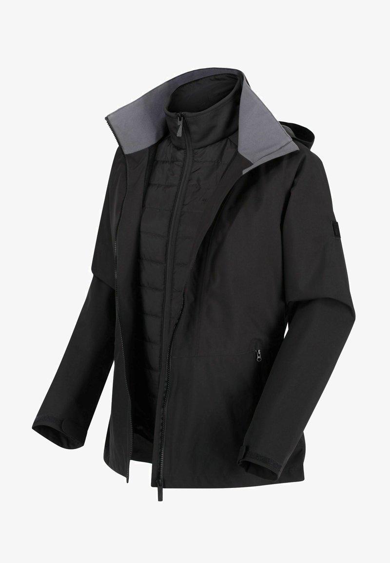 Regatta - Waterproof jacket - ash(ash)
