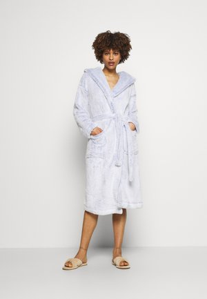 DRESSING GOWN COVER UPS - Dressing gown - light blue