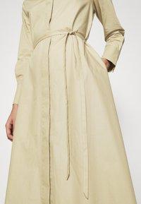 IVY & OAK - DINA VIOLA - Shirt dress - frozen olive - 5