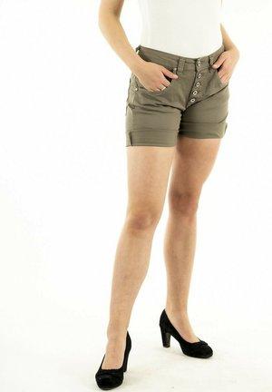 Denim shorts - vert