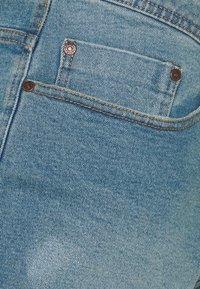 Denim Project - MR ORANGE - Jeansshort - light blue - 2