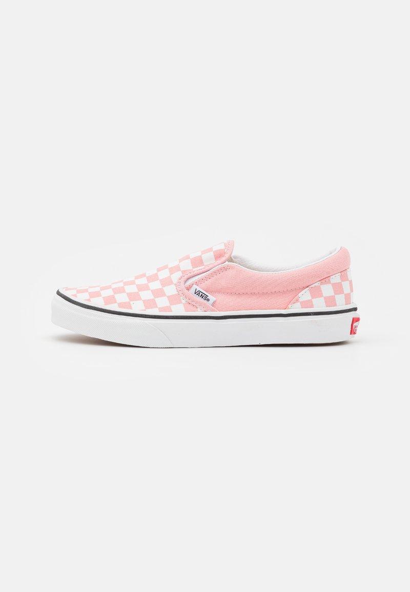Vans - JN CLASSIC SLIP-ON - Sneakers laag - powder pink/true white