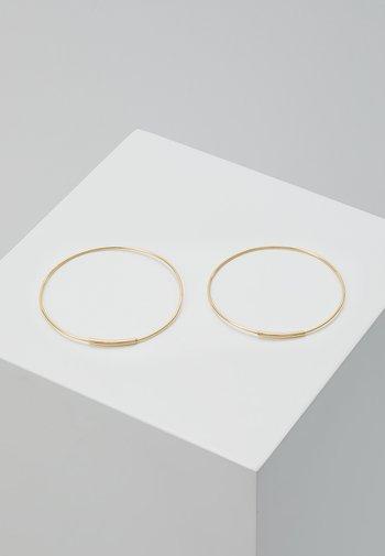 EARRINGS RAQUEL - Kolczyki - gold-coloured