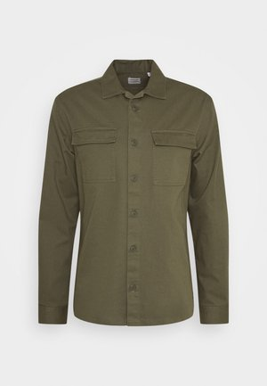 JJEWALTER  - Camicia - olive night