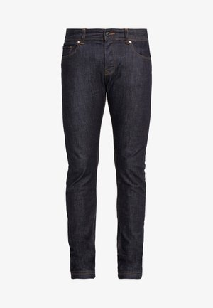 Vaqueros slim fit - rinsed denim