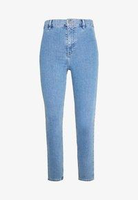 Topshop Tall - JONI CLEAN - Jeans Skinny Fit - blue - 3