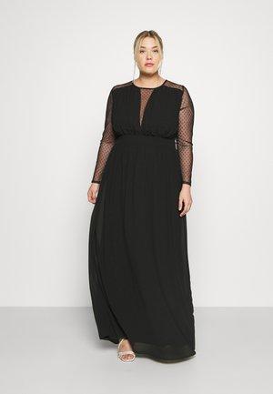 VERBENNA MAXI - Occasion wear - black